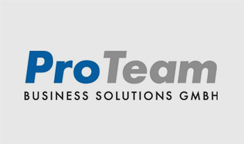 Logo der ProTeam Business Solutions